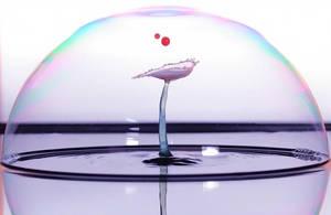 Bubble drop II by relhom