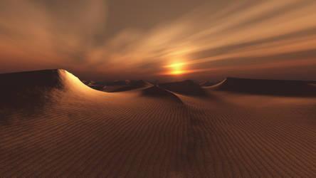 Desert dark 4K_UHD by relhom