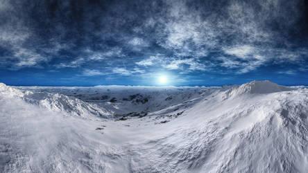 Frozen tundra_4K UHD by relhom