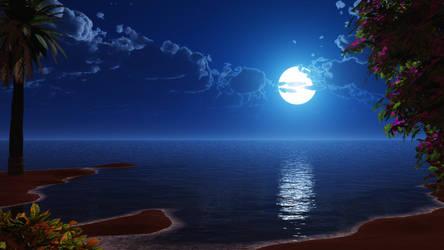 Redside Cove night_4K UHD by relhom