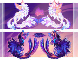 [Auction] Fragmented Harmony - Over! by manaberry