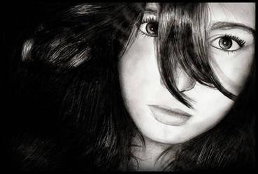 Helena Portrait by CptDesign
