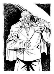 El Demonio - Lazarus Gray Volume 7 by GeorgeSellas