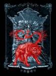 Astral Wolf by GeorgeSellas