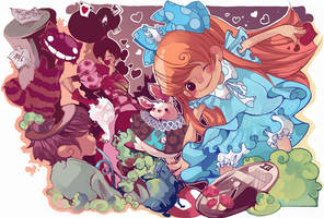 Mad Tea-Party by Laumii