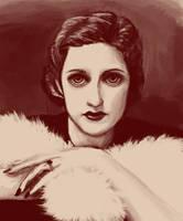Ziegfeld girl by nugginss