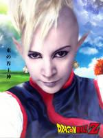 Kaio Shin (DBZ) by ladykobra