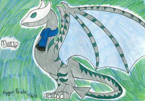 Marro the Wyvern by SilentDragon64