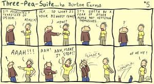 No. 5 - Biggest Fear by burtonearny