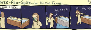 No. 25 - God Runs A Bath by burtonearny