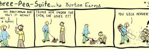 No. 35 - Bob's Puppy by burtonearny