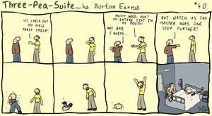 No. 40 - Party Trick by burtonearny