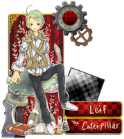 CHX : Leif : by Xaferis