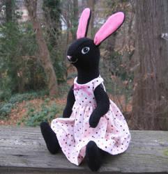 Eliza Jane Bunny by fairiesnest