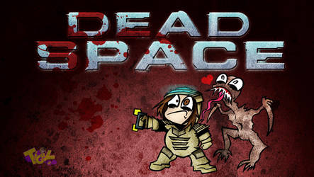 Tigry juega DEAD SPACE 1 portada by Tigry86