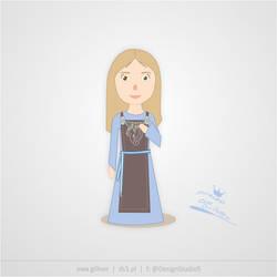 Wiking Ciri by renllig