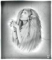 :: Prayer :: by renllig