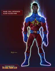 Blaze King Character Sheet (Power) by KirbBrimstone