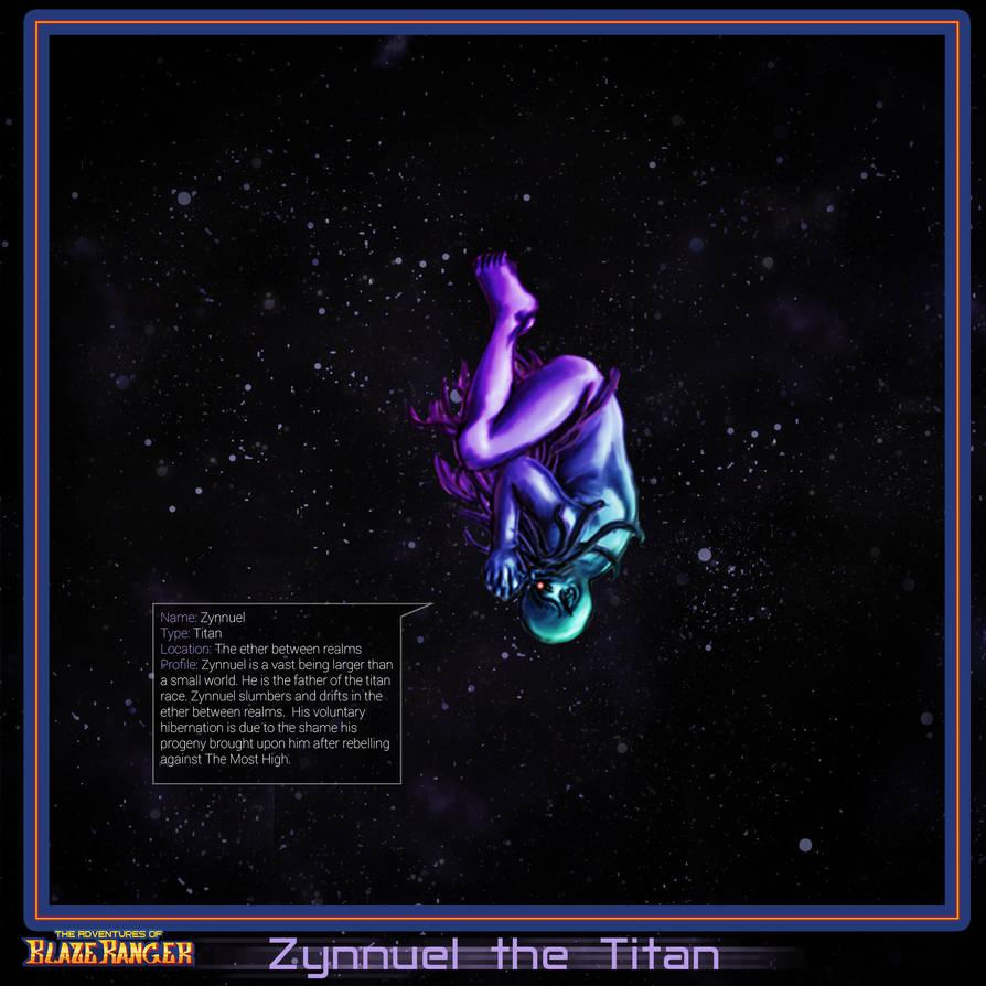 Zynnuel the Titan by KirbBrimstone