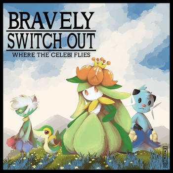 .:BRAVELY-SWITCH OUT:. by Magko