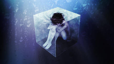 Drowning in Tears by lucidlegend13