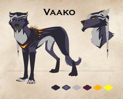 Vaako REF by TheAmazingTrashCan