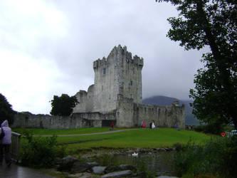 Irish Castle by DarkBloods