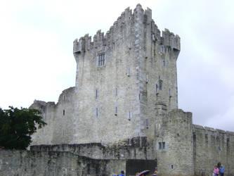 An Old Castle by DarkBloods