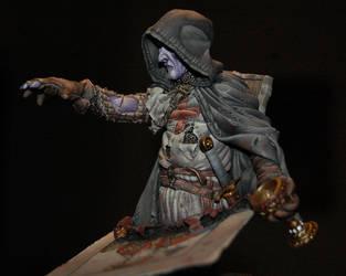Jack's Ghost II by sbmaniac