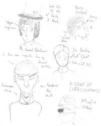 Chrestomanci Doodle by xianyu118