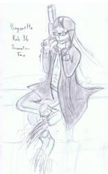 Bayonetta Rule 36 Incarnation Two by xianyu118