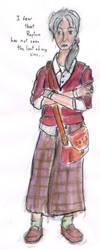 Brigid Tenenbaum by xianyu118