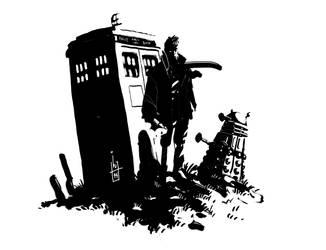 War Doctor by IgorWolski