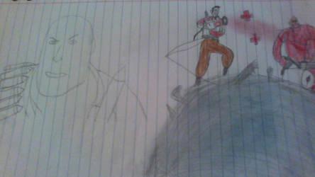 TF2 Sketches by Danman111H