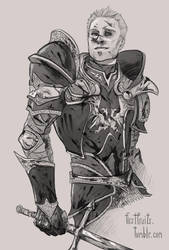 Alistair by CrystalCurtisArt