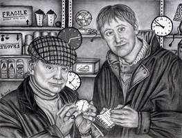 Only Fools and Horses by reveur-artiste