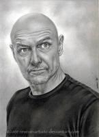 LOST - John Locke by reveur-artiste