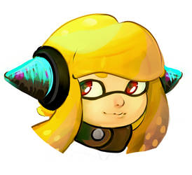 Inkling Thingy Cause Finals are Hard by Captain-Sexay