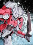 Transformers IDW: Arcee by Clu-art