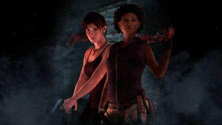 3rd Anniversary Lara Croft PT - Exclusive Fanart by MartimMonteiro