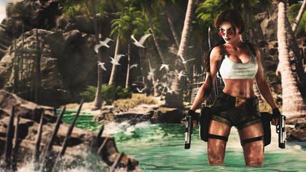 20 Years of Tomb Raider III - Tribute by MartimMonteiro