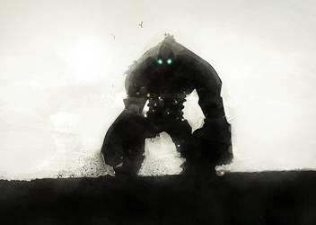 colossus by Salzella
