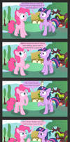 Pinkie doesn't do sarcasm by 041744