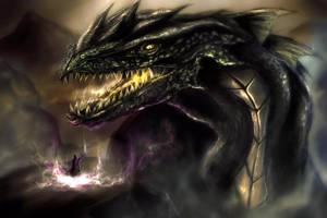 Dragon master by Mndcntrl