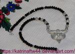Remix Black Indian Necklace by KatrinaFTW44