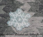 Snowflake Ornament by KatrinaFTW44