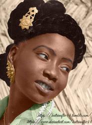 Senegalese Woman by KatrinaFTW44