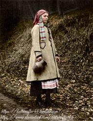 Belarusian Woman by KatrinaFTW44