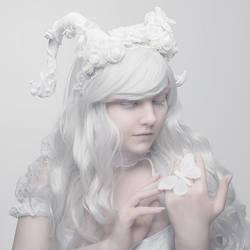 Albino II by Tvirinum