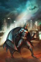 Batman by eren-akinci